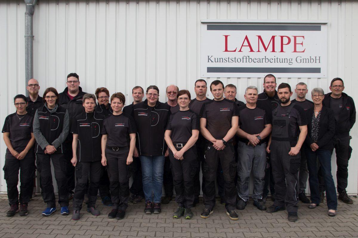 Team Lampe 2019