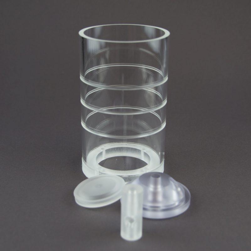 Transparente Kunststoffe